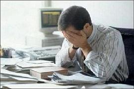 استرس شغلی ریسک ابتلا به سرطان را افزایش می دهد