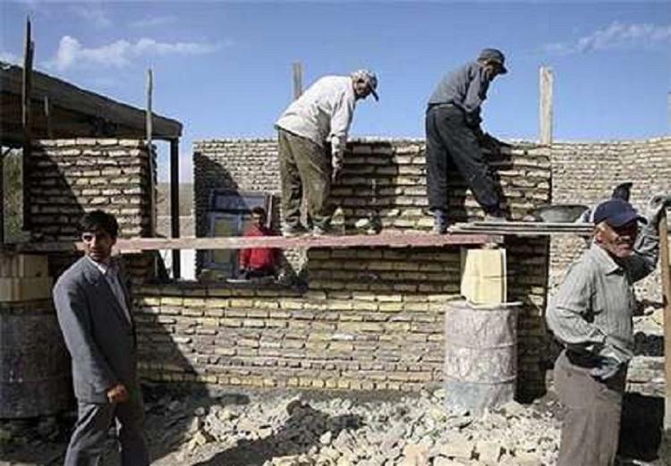 ۱۰۰ هزار خانه برای محرومان روستایی کشور ساخته می شود