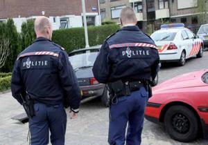 پایان گروگانگیری در ساختمان رادیویی هلند