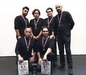 گروه موسیقی «چاهی» برگزیده جشنواره هنر پاریس شد