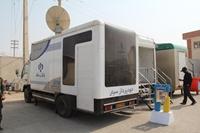 بانک رفاه به زائران حسینی در مرزهای منتهی به عتبات عالیات خدمت ارائه می کند