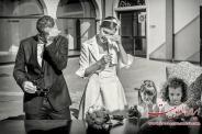 تصاوير احساسی و بسيار زيبا از مراسم عروسی