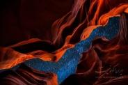 سه تصویر زیبا از صخره های صحرای آریزونا