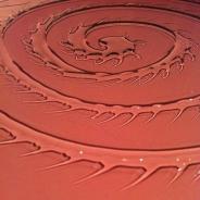 نقاشی های حیرت انگیز با مایعات