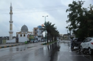هوای بارانی قشم/ تصاویر