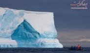 تصویری از عظمت هستی در قطب جنوب