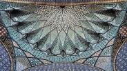 سقف مساجد در ایران + تصاویر