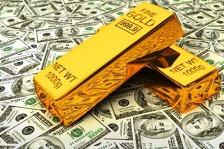 قیمت جهانی شمش طلا