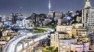 تصاویری هنرمندانه از زیبایی های تهران در شب