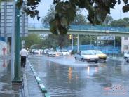تصاویرباران و سیل دیشب تهران