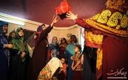 رسم و رسوم عروسی ترکمنها به روایت تصویر