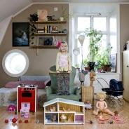 کودکان و اسباب بازیهایشان در اقلیم های مختلف