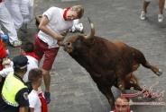 تصاویر پامپلونای 2014 در اسپانیا