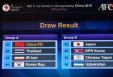 مصاف ایران و تایلند در اولین روز رقابتها