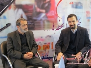 ایران اکونومیست در نمایشگاه مطبوعات + تصاویر