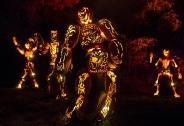 مراسم سالیانه هالووین کدو تنبل ها در نیویورک 2015