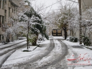 حسرت برف بر دل تهرانی ها نماند