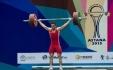 بهروزی از دور رقابتهای وزنه برداری قهرمانی جهان حذف شد