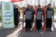 ورود زنان پلیس به پیست های اسکی تهران