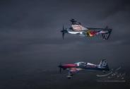 حرکات آکروباتیک گروه پروازی ردبول