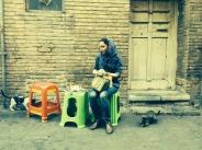 زندگی روزمره مردم اصفهان از نگاه سارا حیدری عکاس اجتماعی