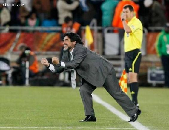 عکس العمل های خنده دار مربیان فوتبال