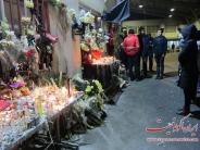 تصاویر : قدردانی مردم تهران از آتش نشانان