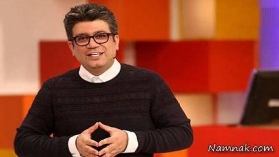 فیلم : رضا رشیدپور در برنامه زنده از هوش رفت