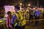 حمله راننده مست به کارناوالی خیابانی در آمریکا