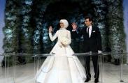 مراسم ازدواج دختر اردوغان + تصاویر