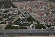 نمای هوایی از تهران و حومه