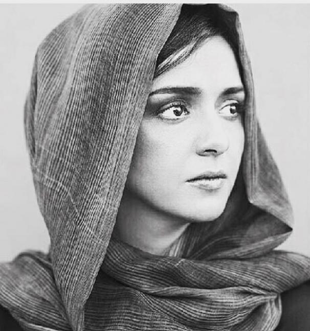 پرتره از بازیگر زن ایرانی بر روی مجله مشهور فرانسوی +عکس