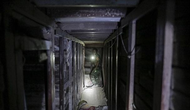 عکس / مخفیگاه مفتی داعشی در عراق