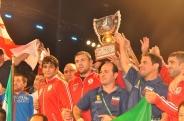 تصاویر قهرمانی ایران در کشتی آزاد جهان
