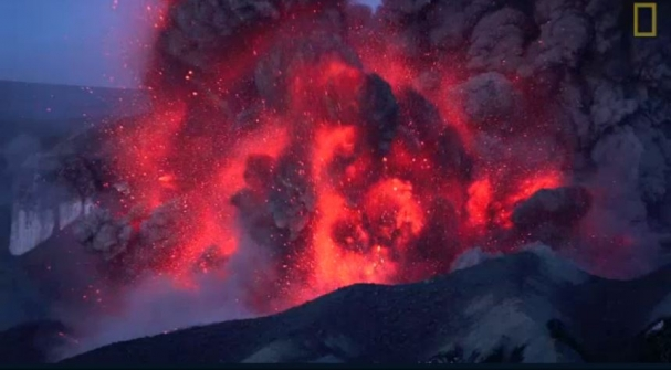 فیلم : آتشفشان هایی که به اندازه عظمتشان ترسناک هستند