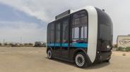 اتوبوسی که با مسافران صحبت میکند
