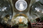 تصویری زیبا از بارگاه امام هادی( ع )