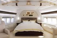 تصاویر / در داخل یک هواپیما بوئینگ 747 VIP