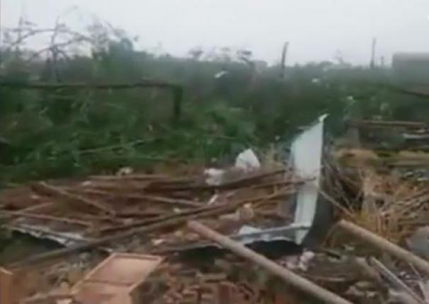 طوفان مرگبار در شرق چین حدود صد کشته بر جای گذاشت