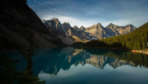 فیلم : طبیعت متحیر کننده پارک ملی کانادا