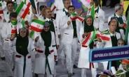 تصاویر: رژه کاروانها در افتتاحیه المپیک ریو 2016
