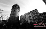 عکس های سارا حيدری از میدان تقسیم و بازار ترکیه