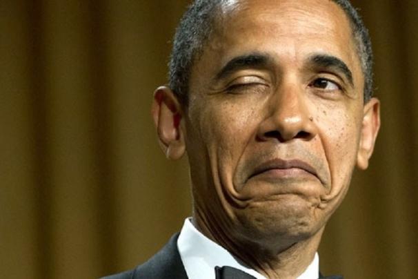 فیلم : واکنش طنز اوباما به نامه احمدی نژاد