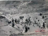 عکس : چشمه آب گرم سرعین در زمان قاجار