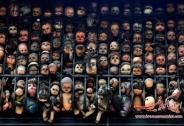 عکس : دیوار عروسک ها در ونزوئلا