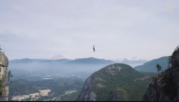 فیلم : بند بازی در ارتفاع 750 فوتی از سطح زمین