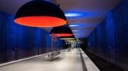 ایستگاههای مترو جالب (+عکس)