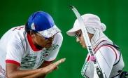 (تصاویر) زهرا نعمتی هفتمین طلایی ایران در پارالمپیک
