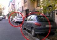 عکس/ کوچه شوماخرها در تهران