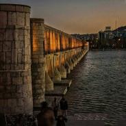 عکس زیبای نشنال جئوگرافیک از سی و سه پل